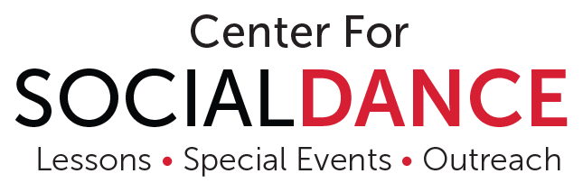 Center For Social Dance Logo